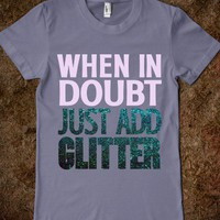Just Add Glitter