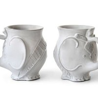 Utopia Elephant Mug by Jonathan Adler