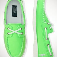 Welfleet Boat Shoe