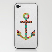 anchor Ipod/phone case 