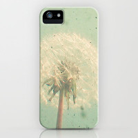Dandelion Clock iPhone Case | Print Shop