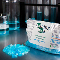 Bathing Bad Bath Salts at Firebox.com