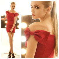 Bow Lover dress