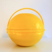 Yellow Party Ball