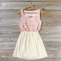 After the Rain Dress in Blush, Sweet Women&#x27;s Bridesmaid &amp; Party Dresses
