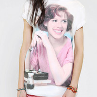 Urban Outfitters - Junk Food Molly Breakfast Club Tee