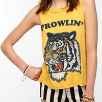 Urban Outfitters - Feather Hearts Prowlin' Muscle Tee