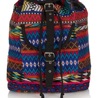 Zig Zag Ikat Backpack - Festival Shop  - Collections