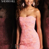 Sherri Hill 21165 Dress - MissesDressy.com