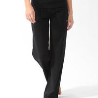 Wide Leg Athletic Pants