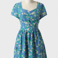 cayman islands floral dress at ShopRuche.com