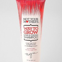 Not Your Mother&#x27;s Way To Grow Long and Strong Shampoo