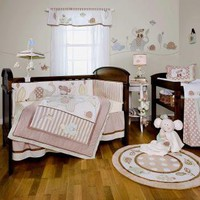 Baboo Baby Crib Bedding by Living Textiles Baby