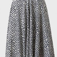 doreen polka dot midi skirt at ShopRuche.com