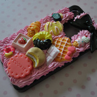 Kawaii Sweets iPhone 4/4S Case