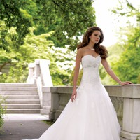 David Tutera 113231 Dress - MissesDressy.com