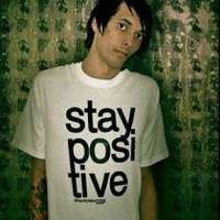 Stay Positive (White) T-Shirt