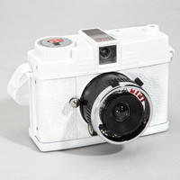 Lomography Mini Diana White Camera | Shop Cameras Now | fredflare.com