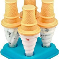Tovolo Ice Cream Pop Molds, Set of 4
