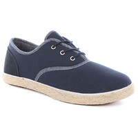 Generic Surplus Borstal Shoes - Navy at Urban Industry