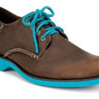 Sperry Top-Sider Men's Cloud Logo Color Pop Boat Oxford