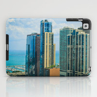Summer in Chicago iPad Case by Trinity Bennett