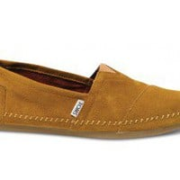 TOMS+ Gold Sitka Men&#x27;s Classics | TOMS.com