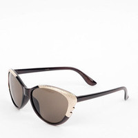 Cat Rock Sunglasses in Tortoise :: tobi