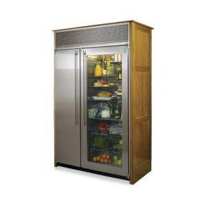 Northland Panel Ready Side-by-Side Built In Refrigerator 72SSSGP