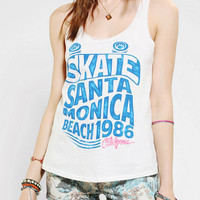 Urban Outfitters - Corner Shop Santa Monica Tank Top