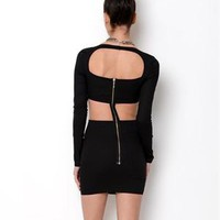 Blaque Market Side Cut-Out Dress - The Mother&#x27;s Day Gift Shop - Modnique.com