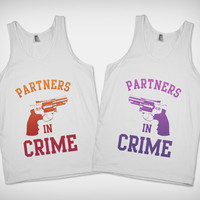 Partners in Crime (Pair Shirts) | Skreened.com
