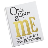 &quot;Once Upon a Me&quot; Journal