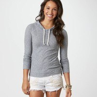 AE Hooded Tee | American Eagle Outfitters