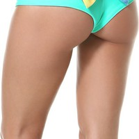 LOLLI MY MIRAGE BOW BIKINI BOTTOM | Swell.com