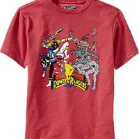 Boys Power Rangers Tees | Old Navy