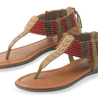 Native inspired sandals