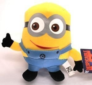 Despicable Me The Movie Minion Dave 6 inch (Small) Stuffed Plush Doll