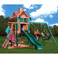 Gorilla® Playsets Five Star Playset - Do It Yourself