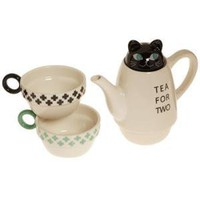 Thirsty Neko Tea Set | Mod Retro Vintage Kitchen | ModCloth.com