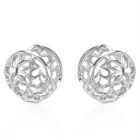 Modnique.com -  Sales Events - Ladies Earrings Designed In 925 Sterling Silver