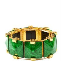Amrita Singh Resin Stones Embellished Remsey Bracelet - Amrita Singh jewelry under $59 - Modnique.com