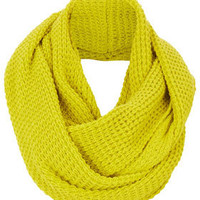 Textured Grunge Snood - Snoods - Scarves  - Bags & Accessories