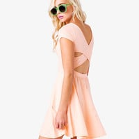 Crisscross Back Dress | FOREVER 21 - 2050081582