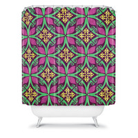 DENY Designs Home Accessories | Arcturus Baroque 1 Shower Curtain