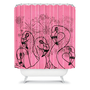DENY Designs Home Accessories | Lisa Argyropoulos Pink Flamingos Shower Curtain