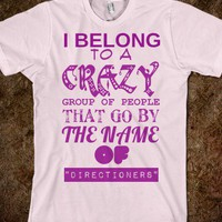 Directioners - ONE DIRECTION - Skreened T-shirts, Organic Shirts, Hoodies, Kids Tees, Baby One-Pieces and Tote Bags