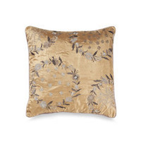 Halo Yellow Toss Pillow