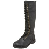 Miz Mooz Women's Jasper Boot,Black,36 EU/6-6.5 M US