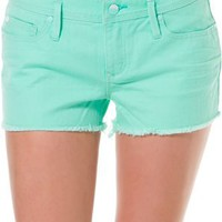 ROXY CARNIVAL DENIM SHORT | Swell.com